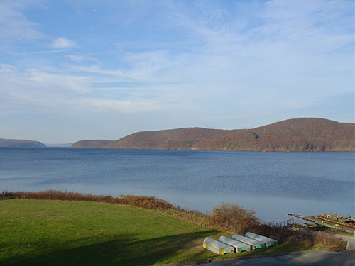 Quabbin Reservoir – William E. Pula Fishing Area